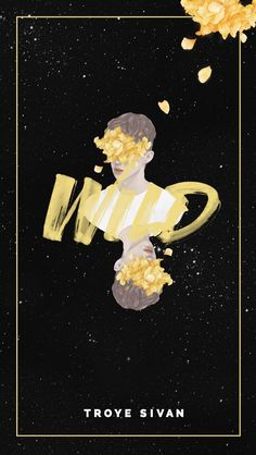 I really like Wild, it's a very good song. Troye Sivan, Phone Backgrounds, Iphone Wallpaper, Blue Neighbourhood, Blues Music, Album Book, Album Design, Big Love, Pattern Wallpaper