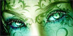 Making a Beautiful Pair of Fantasy Eyes