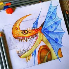 How To Train Dragon, How To Train Your, Dont Touch My Phone Wallpapers, Httyd Dragons, Hiccup And Toothless, Crochet Dragon, Fantasy Drawings, Galaxy Painting, Black And White Drawing