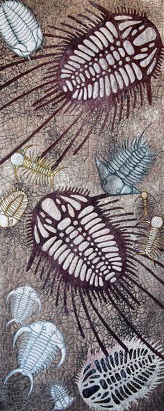 Betty Busby a matter of time textile art gallery