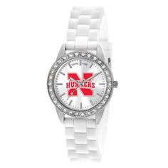 Nebraska Cornhuskers NCAA Women's Frost Series Watch