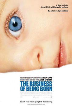 Nacimiento: es un milagro, un rito de paso, una parte natural de la vida. Pero más que nada, el nacimiento es un negocio, obligado a encontrar respuestas. Después...