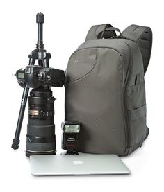 Amazon.com : Transit BP 350 AW Camera Backpack from Lowepro - Protect and Carry All Your Gear Plus Personal Essentials : Camera Cases : Electronics