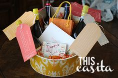 This Casita: Stock the Bar Party Gift