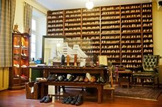 #SeaCloud  |  Vickermann & Stoya #Maßschuhe - Schuhmacher, Schuhreparaturen, Schuhmanufaktur