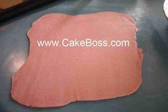 fondant recipe and tutorial by cake boss