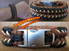 Thin Line Sanctified-Paracord Bracelet