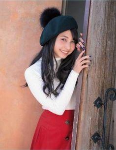 Yui, Sora, Photo Book, Winter Hats, Lady, Model, Scale Model, Pattern
