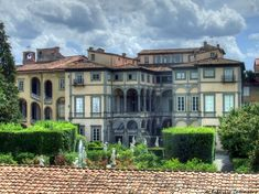Pfanner palace, Lucca (Italy)