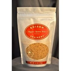 Organic Quinoa Pasta Orzo  $5.50 12oz.