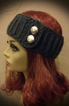 1000 images about diademas tejidas on pinterest women 39 s - Diademas a crochet ...