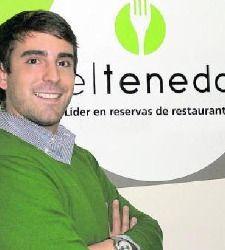 """""""Reservar el restaurante con un solo 'click'"""". Marcos Alves cuenta sus secretos en Eleconomista.es"""