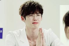 Lee jong suk - (#parkhoon) Doctor stranger #kdrama ♥