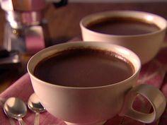 Chocolate Espresso Cups Recipe : Giada De Laurentiis : Food Network - FoodNetwork.com
