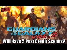 The Goods Podcast: 5 Post Credit Scenes in GOT 2?