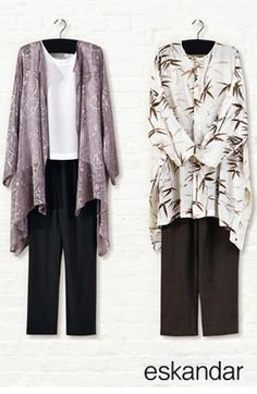 cool line of clothing with superb materials (merino, cashmere, silk, linen)