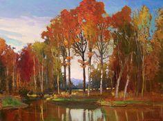 Original Oil by Jan Schmuckal