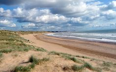 "England: Camber Sands, East Sussex, England...""The Monuments Men"""