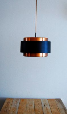 Saturn ceiling pendant by Jo Hammerborg