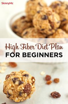 If you're looking to kick-start your diet plan, or make your current plan more effective, you should seriously consider increasing your diet intake. Best Diet Plan, Healthy Diet Plans, Diet Meal Plans, Healthy Kids, Healthy Snacks, High Fiber Snacks, High Fiber Breakfast, Fiber Rich Foods, High Fiber Foods