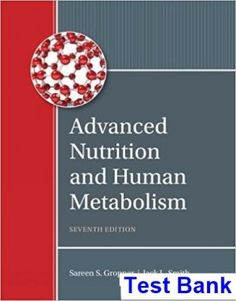 This is completed downloadable solutions manual for advanced advanced nutrition and human metabolism 7th edition gropper test bank fandeluxe Gallery