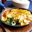 Welsh onion cake - Recipes - Slimming World