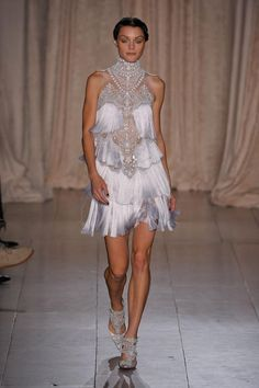 most elegant flapper dress in the world, courtesy of marchesa s/s 2013