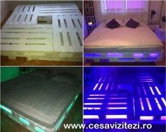 Cum sa construiesti un pat din paleti - Ce sa vizitezi si unde sa te cazezi in Romania si in lume