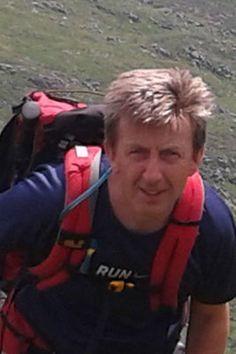 Martin Fitzpatrick your Ireland Trekking Guide.