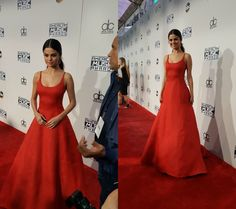 @headlineplanet: .@selenagomez at the 2016 American Music Awards. #AMAs. http://headlineplanet.com/home/2016/11/20/special-look-selena-gomez-arrives-2016-american-music-awards/