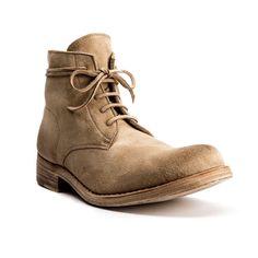 JULIUS Goodyear Boot in Gaucho Reverse - Peter Nappi - 1