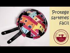 Protector de sartenes fácil - YouTube