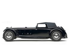 Automobile - 1931 Daimler Double Six 50 Sport Corsica Drophead Coupe Jaguar, Alfa Romeo, Vintage Cars, Antique Cars, Mercedes Benz, Automobile, Car Restoration, Porsche, Bmw