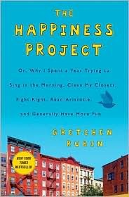 No-Obligation Book Club - February 2010 - The Happiness Project by Gretchen Rubin