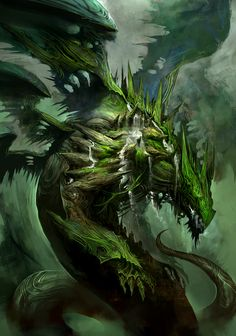 GW2 Dragon ~ kekai-k