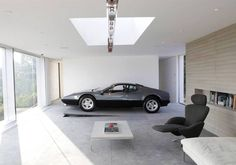 DESIGN DRIVEN: Maseratis search for the finest architectural garages - Holger, West Coast