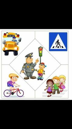 Politie Educational Activities, Activities For Kids, Safety Rules For Kids, Puzzles, Mothers Day Coloring Pages, Teaching Aids, Fathers Day Crafts, Elementary Music, Preschool Classroom