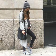 Arielle Noa Charnas @somethingnavy Grey kinda day. ☁...Instagram photo   Websta (Webstagram)