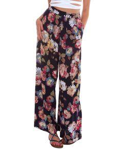 Flower Of Love Wide Leg Pants
