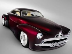 Gorgeous Holden Hot Rod Coupe