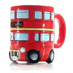 Central Collections Kaffeebecher London Bus