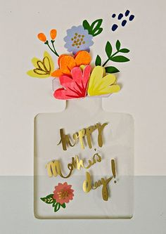print & pattern: MOTHERS DAY - 2015 cards