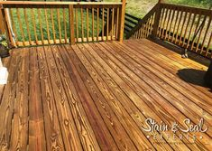 Metal Frame Fence Kits (Outlasts Wood) - FenceTrac by Perimtec Cedar Fence Stain, Cedar Deck, Deck Stain And Sealer, Deck Stain Colors, Painting Galvanized Steel, Modern Fence Design, Hardwood Decking, Fence Styles, Outdoor Lighting
