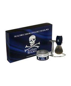 Bluebeards Revenge, Privateer Collection, Double Edge Razor Gift Set - The Emporium Barber