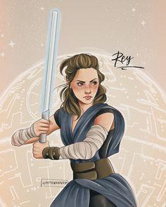 Fanart ✧ Star Wars