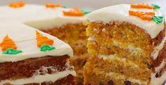 Un excellent gâteau aux carottes...Humm - Desserts - Ma Fourchette