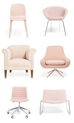 Maria Killam S Trend Forecast For 2016 Pink Chairspink Deskoffice