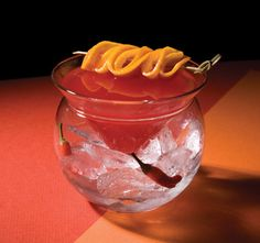 Twist's Twisted Thai Martini
