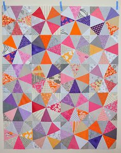 Kitchen Table Quilting: do. Good Stitches June quilt