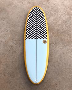 surfboard design / album surf